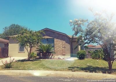 Bexar County Single Family Home New: 6127 Ashley Spgs