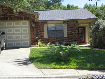 San Antonio Single Family Home New: 7720 Flower Blf