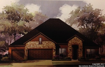 Bexar County Single Family Home New: 207 Shannon Circle