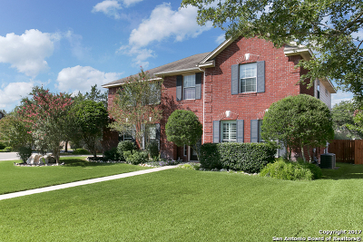 San Antonio Single Family Home New: 1123 Peg Oak