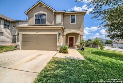 San Marcos Single Family Home New: 302 Cordero
