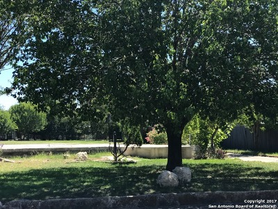 Boerne Residential Lots & Land For Sale: 123 Becker St