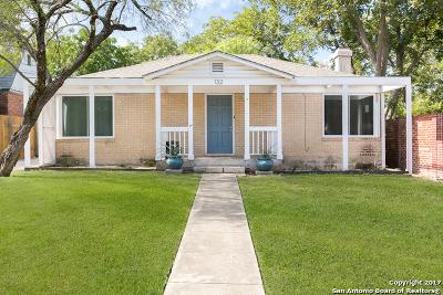 Single Family Home New: 132 Vassar Ln