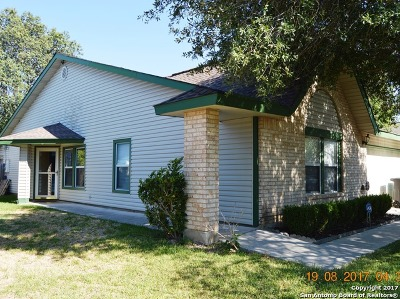 San Antonio Single Family Home New: 6815 Country Hl