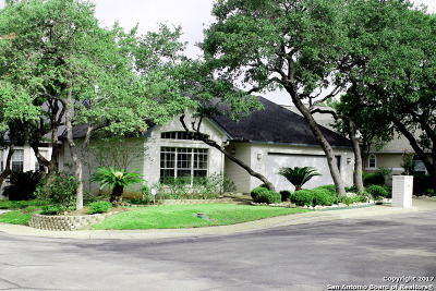 San Antonio Single Family Home New: 17403 Canyon Boulder