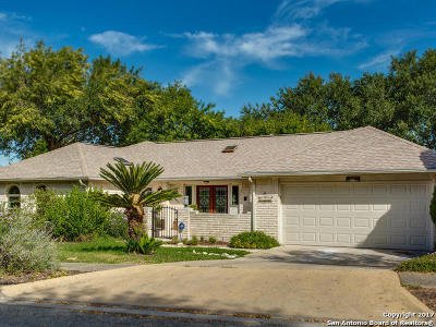 Cibolo Single Family Home New: 3421 Charleston Ln