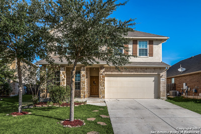 Schertz Single Family Home New: 9009 Peridot