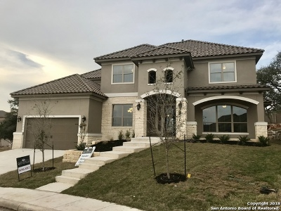 Bexar County Single Family Home For Sale: 24127 Vecchio