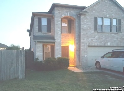 San Antonio Single Family Home New: 11206 Branding Depot