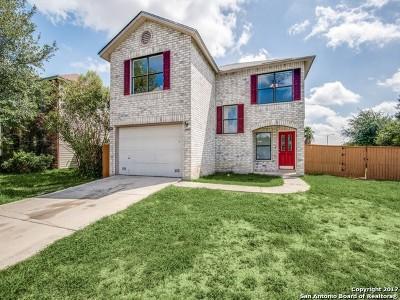 Single Family Home For Sale: 7902 Dueling Oak