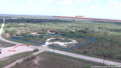 Atascosa County Commercial Lots & Land For Sale: 320 Pullin Road
