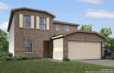 Helotes Single Family Home For Sale: 10422 Castello Canyon