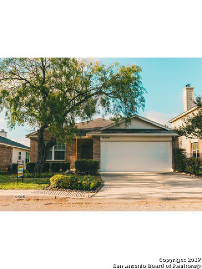 Single Family Home For Sale: 6606 Ivywood Dr