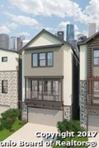 San Antonio Single Family Home New: 3839 Harry Wurzbach Residence #20