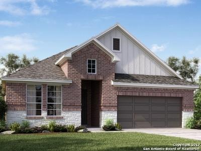 San Antonio Single Family Home New: 2207 Abadeer Trail