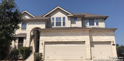 San Antonio Single Family Home New: 10122 Sandlet Trl