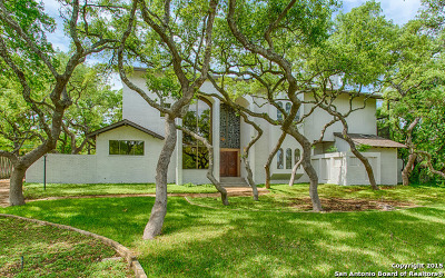 San Antonio Single Family Home Back on Market: 3726 Hunters Point St