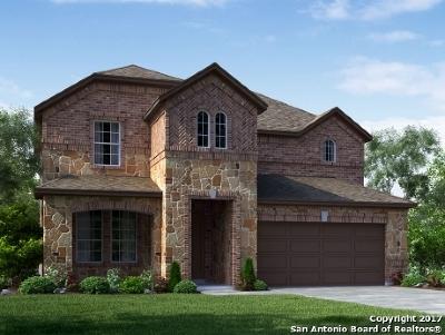 San Antonio Single Family Home New: 2219 Abadeer Trail