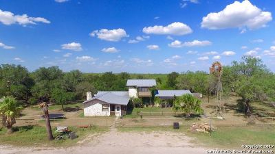 Atascosa County Farm & Ranch For Sale: 985 Fm 140