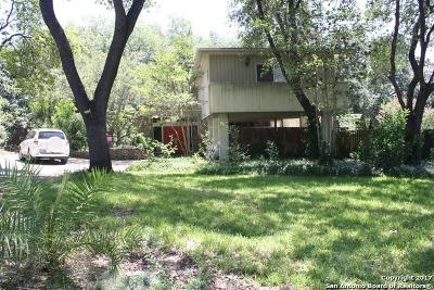 San Antonio Single Family Home New: 4006 Shady Oak St
