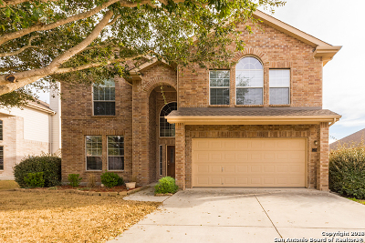 Schertz Single Family Home New: 2544 Grenada Gait