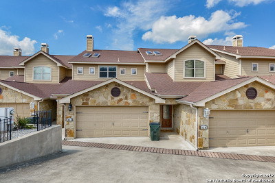 Canyon Lake Condo/Townhouse For Sale: 976 Parkview Dr #976