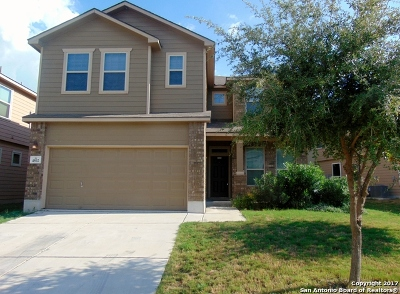 San Antonio Single Family Home New: 4502 Harrisburg