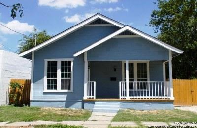 San Antonio Single Family Home New: 103 E Drexel Ave