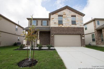 San Antonio Single Family Home New: 13330 Colorado Parke