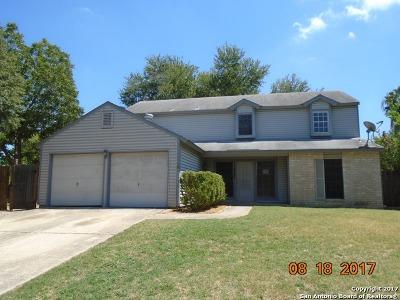 Converse Single Family Home Back on Market: 10346 Vigilante Trl