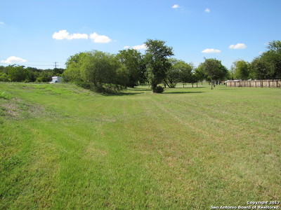 Guadalupe County Residential Lots & Land For Sale: 109 River Park Dr