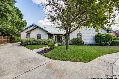 Bexar County Single Family Home Active RFR: 104 Granburg Cir