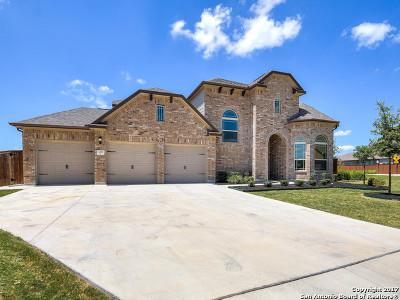 San Antonio Single Family Home New: 12210 Lost Rnch