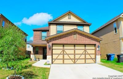 Single Family Home New: 9607 Pleasanton Sq