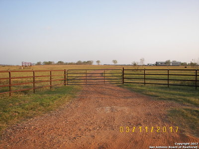 Wilson County Farm & Ranch For Sale: 4384 County Road 302