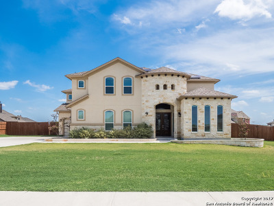 Schertz Single Family Home New: 6622 Ivy Mtn