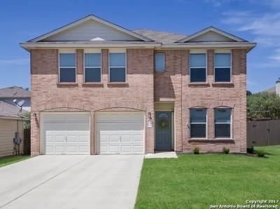 San Antonio Single Family Home New: 3723 Cascade Cv