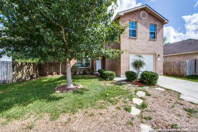 San Antonio Single Family Home Back on Market: 2007 Mission Eagle