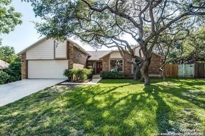 San Antonio Single Family Home New: 8814 Rustling Mdws