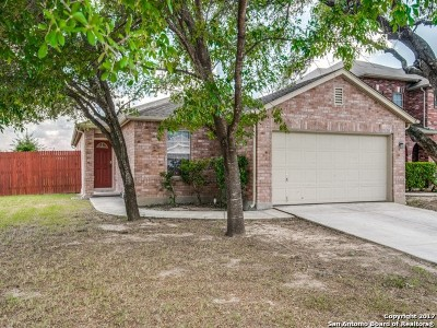 San Antonio Single Family Home New: 10104 Del Lago Ct