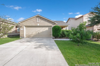 San Antonio Single Family Home New: 6246 Wildgrass Spur