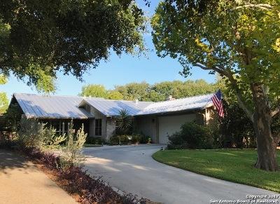 San Antonio Single Family Home New: 7627 Seidel Rd