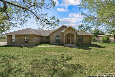 La Vernia Single Family Home For Sale: 2771 County Road 357
