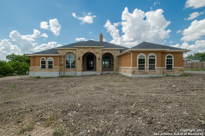 Cibolo Single Family Home New: 1755 Wiedner Rd