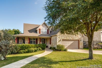 San Antonio Single Family Home New: 1369 Desert Links