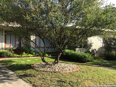 San Antonio Single Family Home New: 65 Vaughan Pl