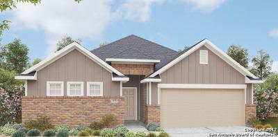 Boerne TX Single Family Home New: $283,774