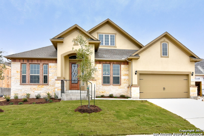 San Antonio TX Single Family Home New: $456,990