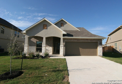Schertz Single Family Home New: 4509 Winged Elm