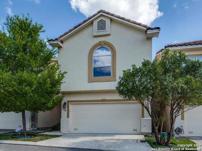 San Antonio Single Family Home New: 18 Ventana Pkwy